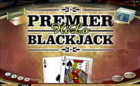Premier Blackjack Hi Lo Gold Microgaming thumbnail