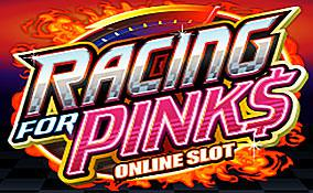 Racing for Pinks Microgaming spelautomater thumbnail