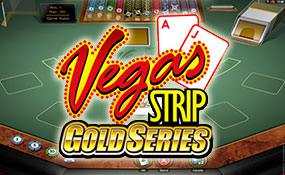 Vegas Strip Blackjack Gold Microgaming thumbnail