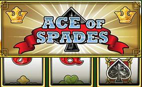 Spelautomater Ace of Spades PlaynGo Thumbnail - wyrmspel.com