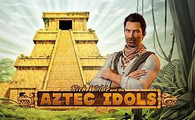 Spelautomater Aztec Idols PlaynGo Thumbnail - wyrmspel.com