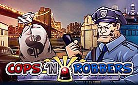Spelautomater Cops'n'Robbers PlaynGo Thumbnail - wyrmspel.com