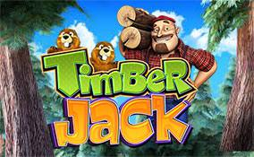 Timber Jack spelautomater Microgaming  wyrmspel.com