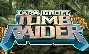 Tomb Raider spelautomater Microgaming  wyrmspel.com