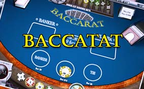 Baccarat spelautomater Rival  wyrmspel.com
