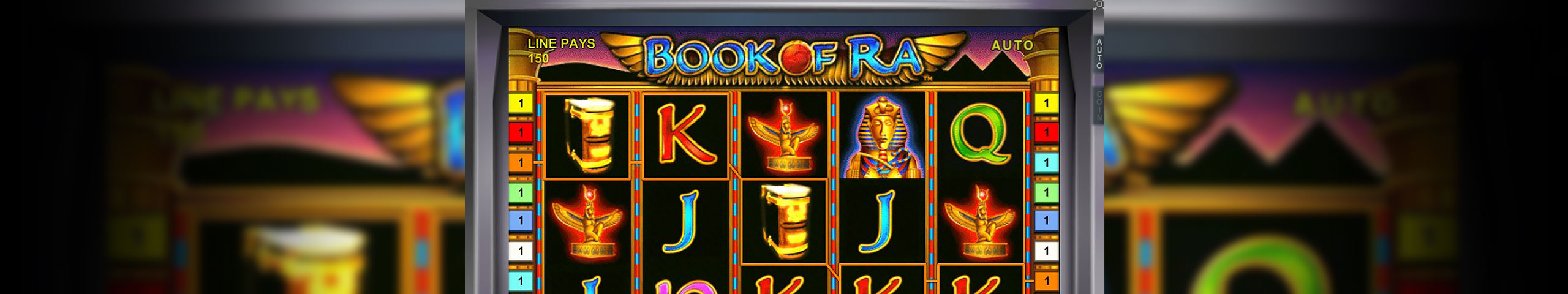 the book of ra game