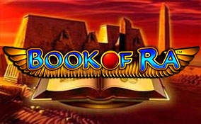 Spelautomater Book of Ra, Novomatic Thumbnail - Wyrmspel.com