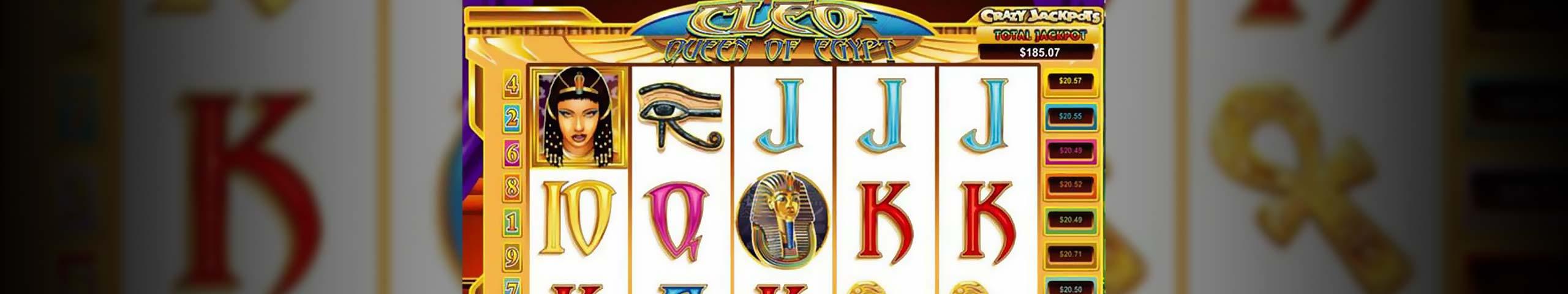 Cleo – Queen of Egypt
