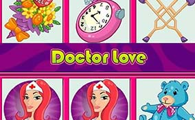 Doctor Love spelautomater Microgaming  wyrmspel.com