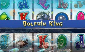 Dolphin King spelautomater Amaya (Chartwell)  wyrmspel.com