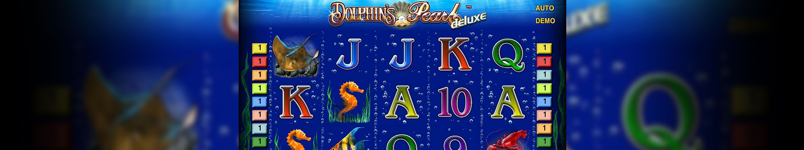 dolphins pearl slot games