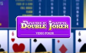Videopoker Double Joker, Rival Gaming Thumbnail - Wyrmspel.com