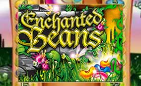 Enchanted Beans spelautomater Amaya (Chartwell)  wyrmspel.com