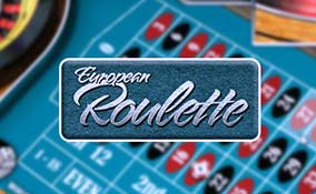 European Roulette spelautomater Rival  wyrmspel.com