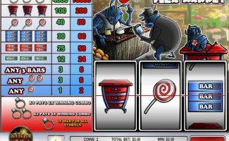 Spelautomater Flea Market, Rival Gaming SS - Wyrmspel.com