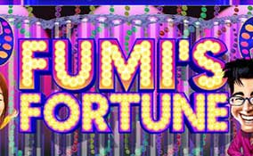 Fumi's Fortune spelautomater Amaya (Chartwell)  wyrmspel.com