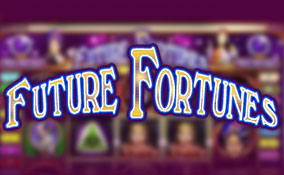 Spelautomater Future Fortunes, Rival Gaming Thumbnail - Wyrmspel.com
