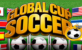 Global Cup Soccer spelautomater Rival  wyrmspel.com