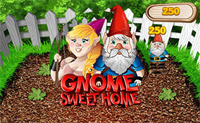Gnome Sweet Home spelautomater Rival  wyrmspel.com