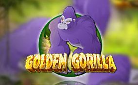 Spelautomater Golden Gorilla, Rival Gaming Thumbnail - Wyrmspel.com