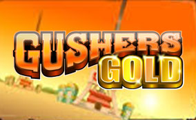 Gusher's Gold spelautomater Rival  wyrmspel.com