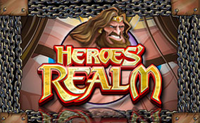 Heroes Realm spelautomater Rival  wyrmspel.com