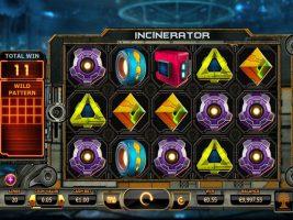 Spelautomater Incinerator, Yggdrasil Gaming SS - Wyrmspel.com