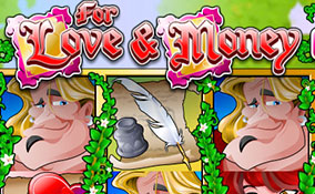 Love and Money spelautomater Rival  wyrmspel.com