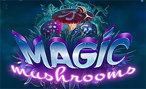Spelautomater Magic Mushrooms, Yggdrasil Gaming Thumbnail - Wyrmspel.com