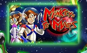 Spelautomater Monkeys to Mars, Cryptologic Thumbnail - Wyrmspel.com