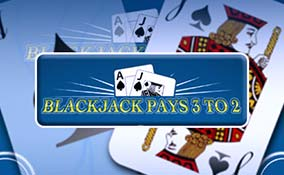 Multi-hand Blackjack, Rival Gaming Thumbnail - Wyrmspel.com