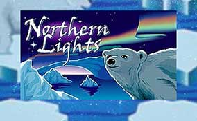 Spelautomater Northern Lights, Cryptologic Thumbnail - Wyrmspel.com