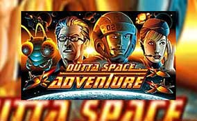 Spelautomater Outta Space Adventure, Cryptologic Thumbnail - Wyrmspel.com