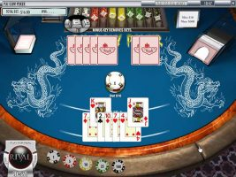 Poker Pai Gow, Rival Gaming SS - Wyrmspel.com