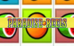 Paradise Reels spelautomater Cryptologic  wyrmspel.com