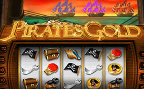 Spelautomater Pirates Gold, NetEnt Thumbnail - Wyrmspel.com