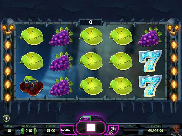 Spelautomater The Dark Joker Rises, Yggdrasil Gaming SS - Wyrmspel.com