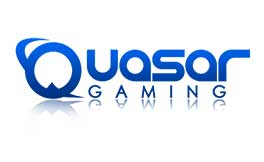 Online casino recension Quasar Gaming - Wyrmspel.com Logo