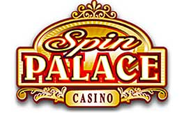 Online casino recension Spin Palace - Wyrmspel.com Logo
