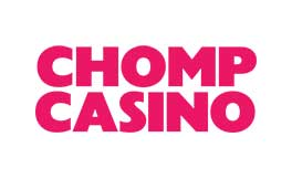 Online casino recension Chomp Casino - Wyrmspel.com Logo