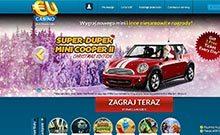 Screen by casino EUcasino