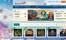 Screen by casino Eurolotto