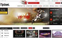 Screen by casino TipBet