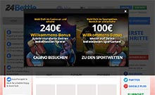 Screen by casino 24Bettle