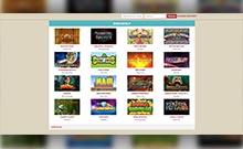 Anna kasino översyn skärmdump på  wyrmspel.com 4