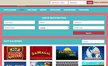 Anna kasino översyn skärmdump på  wyrmspel.com 1