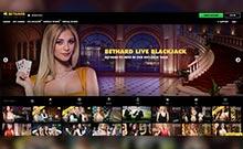 Bethard kasino översyn skärmdump på  wyrmspel.com 4