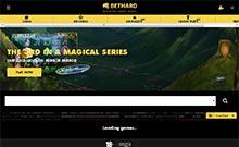 Bethard kasino översyn skärmdump på  wyrmspel.com 1