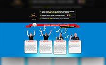 Captain Cooks kasino översyn skärmdump på  wyrmspel.com 3