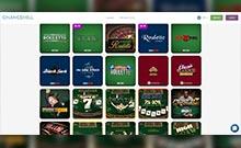 Chance Hill kasino översyn skärmdump på  wyrmspel.com 4
